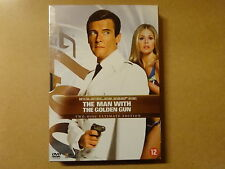 2-DISC ULTIMATE EDITION DVD / JAMES BOND 007 - THE MAN WITH THE GOLDEN GUN