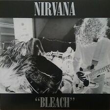 NIRVANA - Bleach (Vinyl LP) Sub-Pop 70034 - NEW / SEALED