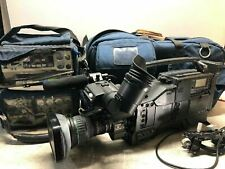 Sony Dxc-637 Camcorder Camera w/ Lens Case Recorders and Accessories Pvv-3