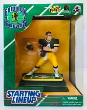 Brett Favre Gridiron Greats Figure Greenback Packers New in Box Starting Lineup