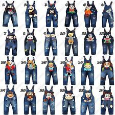 Unbranded Denim Clothing (0-24 Months) for Boys