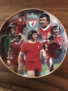 Collectors Item Danbury Mint Liverpool Greats UEFA CUP 1972-73