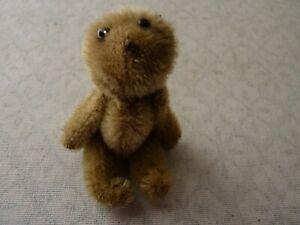 Scarce Farnell WW1 Soldier Bear Jointed Mohair Teddy Bear