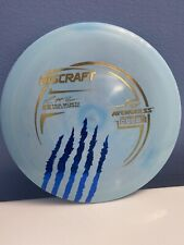 Discraft New 5X Claw McBeth Oop Avenger Ss. blue/gold 🔥 Hard To Find 173-174g