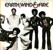 """EARTH, WIND & FIRE - Thats The Way Of The World 1975 (Vinile=M) LP 12"""" Import"""