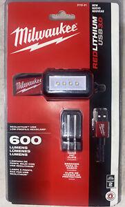2111-21 Milwaukee 475 Lumens Headlamp