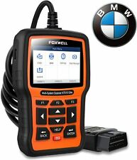 FOXWELL NT510 Elite Full Systems Scanner for BMW Automotive Obd2 Code Reader new