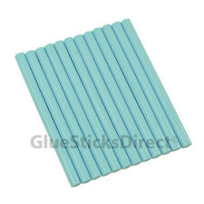 "GlueSticksDirect Baby Blue Glue Stick mini X 4"" 12 sticks"