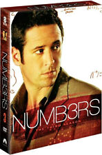 NUMBERS - SEASON 3  - DVD - REGION 2 UK