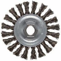 Threaded Metal Tip Weiler 44302 72 Wooden Handle 15//16 Diameter