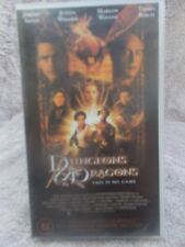 DUNGEONS & DRAGONS(MAGNA PACIFIC No MOD02260) VHS TAPE M(LIKE NEW)