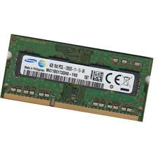 Samsung 4Gb Ram Speicher 1600 Mhz DDR3L 1,35v 12800s M471B5173QH0-YK0 Notebook