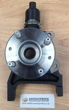 MG TF LE500 NEW REAR N/S HUB, FLANGE, BEARING, STUDS, BALL JOINT - FREE DELIVERY
