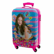 Soy Luna Suitcase Cabin Material Rigid Lightweight and Trolley ABS Disney TV