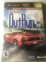 OutRun 2 (Microsoft Xbox, 2004) Game Disc Only! Tested! Fast Shipping!