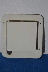 Caravan Water Heater - Carver Cascade Cowl - Vent - Cover - Rapide - Replacement