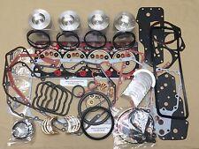 Fit Cummins 4B 3.9 Overhaul Kit Case  580E 580K 580F 580SK Backhoe 585E Forklift