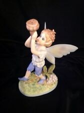 Cindy M McClure Victoria Limited Edition 1987 Pixie Fairy Elf Figurine