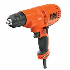 Black & Decker 3/8-inch 120V Variable Speed Electric Drill Driver