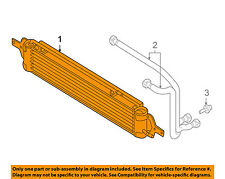 MINI OEM 02-07 Cooper Transmission Oil-Fluid Cooler 17221475586