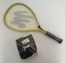 RACQUETBALL MAC GREGOR EQUALIZER  RACQUET WITH FREE KNEE PADS NEW BRAND NEW