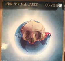 Jean Michel Jarre Oxygene Vinyl LP 1977 VGC