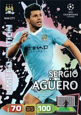 Adrenalyn XL Champions League 2011/2012 Limited Edition Sergio Aguero