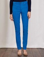 Boden - Soho Skinny Cord Jeans - Damen Hose Cordhose Blau NEU - UK 12 EU 40