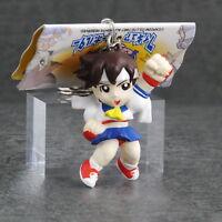 #F5743 Capcom figure Keychain POCKET FIGHTER