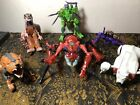 Transformers Beast Wars Loose Inferno Predacon T-Rex, LOT Of 6 1996 For Sale