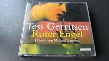 Roter Engel von Tess Gerritsen, 6 CDs