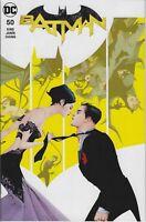 BATMAN #50 JAE LEE DF VARIANT DC COMICS WEDDING CATWOMAN