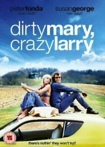DIRTY MARY, CRAZY LARRY - PETER FONDA - NEW & SEALED DVD - FREE LOCAL POST