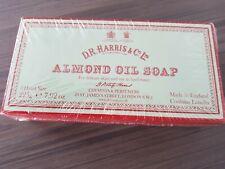 DR. HARRIS & CO LTD ALMOND OIL HAND SOAP PACK OF 3