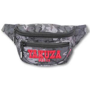 Neue Yakuza Unisex 893College Gürteltasche Bauchtasche - Camouflage