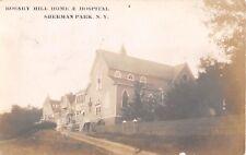 1911 RPPC Rosary Hill Home & Hospital Sherman Park Hawthorne NY Westchester cnty
