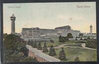 London Postcard - Crystal Palace, Sydenham T9578