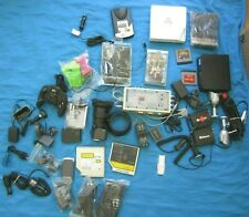 Lot of miscellaneous items, swann security camera, car chargers, etc. F