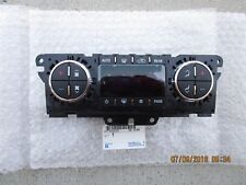 07-10 SATURN OUTLOOK XE XR 4D SUV A/C HEATER CLIMATE TEMPERATURE CONTROL OEM NEW