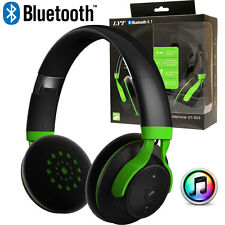 Wireless Sports Bluetooth Stereo Headset Headphone Earphone for Smart Phones