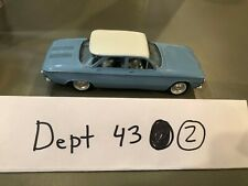 Dealer Promo Model - 1960 Chevrolet Chevy Corvair Blue MINT
