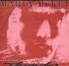 "Maria Mckee(7"" Vinyl P/S)Show Me Heaven-656303 7-UK-Ex/Ex"
