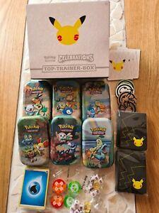 Pokemon XXL Sammlung Über 1000 Karten, Celebrations, Glurak ....