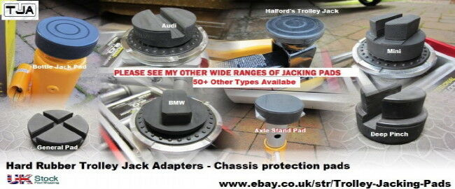 Trolley Jacking Adapters