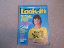 LOOK IN MAGAZINE, No 12 , 13th March 1976, SLADE  - Very Good condition