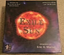 Game Knight Boardgame Exile Sun