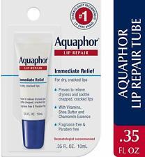 Aquaphor® Lip Repair Ointment For Dry Lips 0.35oz chapped lips moisture ~ K5