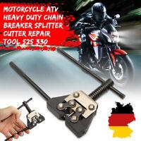 Kettentrenner Motorrad Antriebskette Werkzeug 415 420 428 520 525 530 TL0001