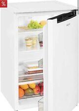 Exquisit KS 15-4 A+++ Stand-Kühlschrank mit Gefrierfach, 55cm breit, 115L, weiß