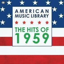 Various - American Music Library (Hits of 1959) - CD